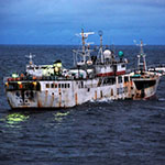 Ships flagged for illegal fishing still able to get insurance