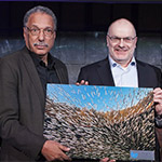 Daniel Pauly and Dirk Zeller receive Ocean Award