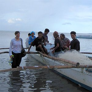 Small-scale fisheries have big impact on oceans