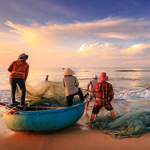 Aid for oceans and fisheries in developing world drops by 30%