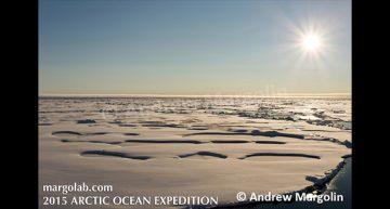 Andrew Margolin – Sun Arctic Ice