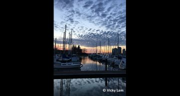Vicky Lam – Sunset in Vancouver