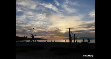 Xia Meng – Kitsilano Beach