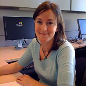 Sarah Harper wins Sumaila-Volvo Graduate Prize