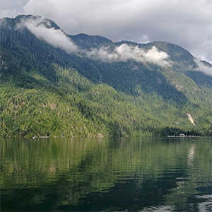 Mapping the evolution of coastal waters in Metro Vancouver: The Burrard Inlet