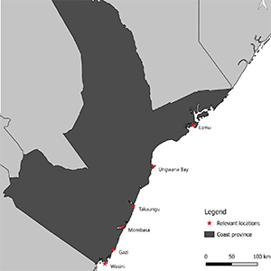 FCRR: Ecosystem modelling to support fisheries management efforts in the Nyali-Mombasa area, coastal Kenya