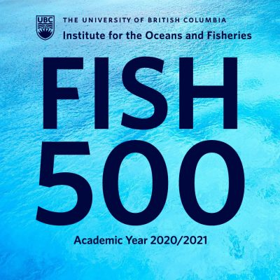 Podcasts from FISH 500 class 2020/21