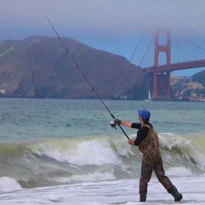 A few missing fish: US West Coast recreational and discarded catches