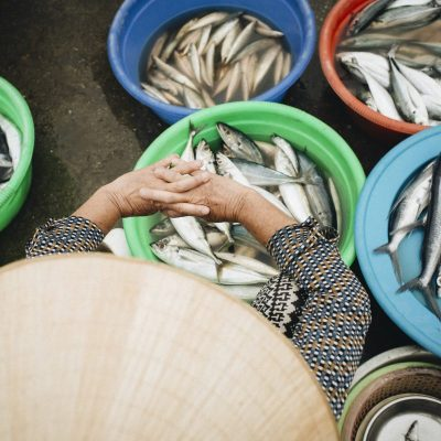 Climate change creates 'double jeopardy' for fish-dependent countries, finds first study of its kind